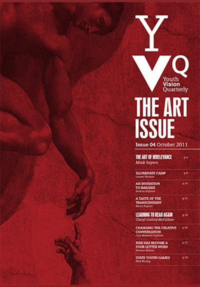 YVQ4: THE ART ISSUE